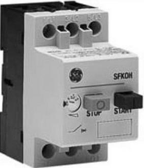Abn motor protection breakers ge for Ge manual motor starter